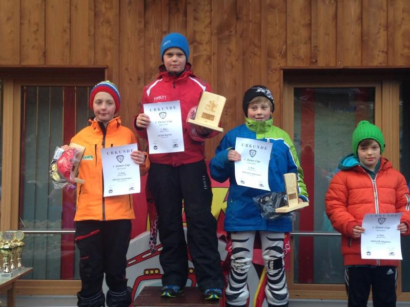 3.Platz: Holzer, Hannes