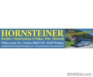 Hornsteiner Reisebüro
