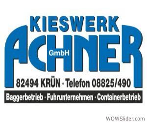 Kieswerk Achner